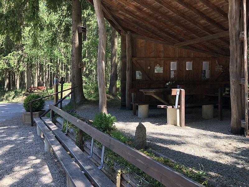 Die Fahrradtouren des Sommers - Ommerscheider Wald