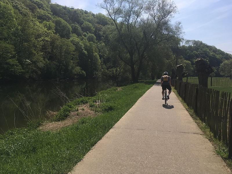 Les balades vélo de l'été - La Vallée de l'Ourthe