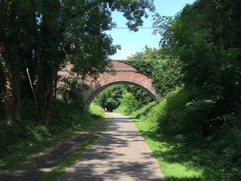 Die Fahrradtouren des Sommers - Die Linie 38