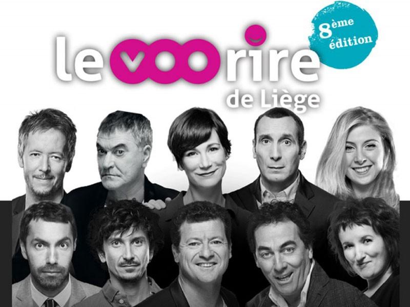 Les bons plans de la famille Tchantchès - VOO Rire Festival de Liège