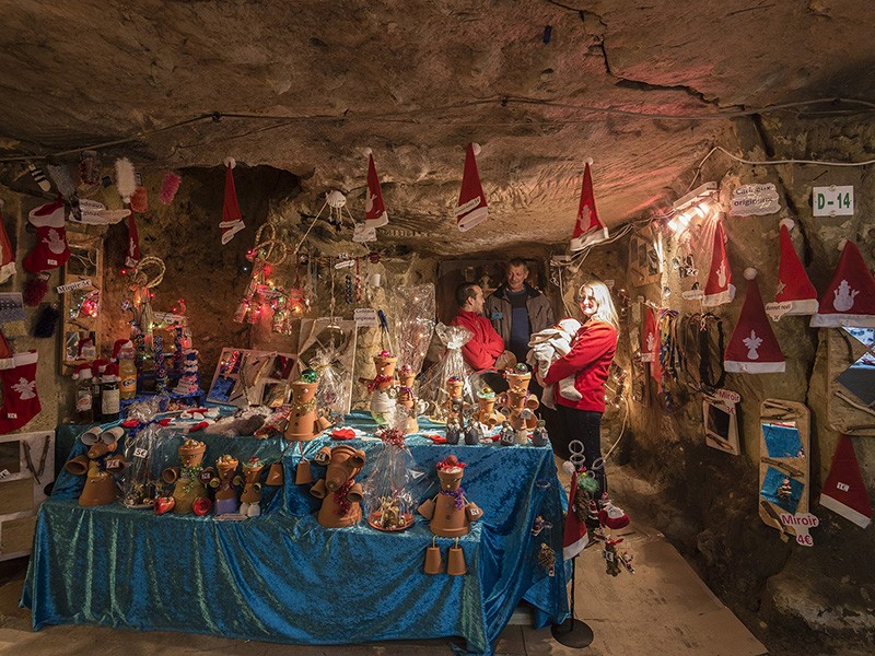 Les marchés de Noël en province de Liège