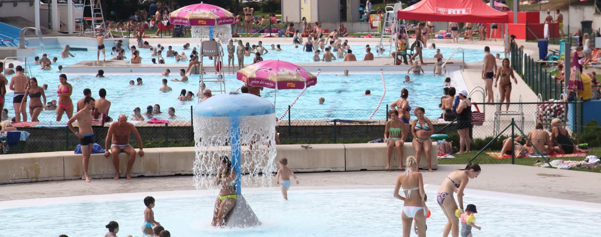 Les piscines extérieures en province de Liège | © FTPL - Patrice Fagnoul