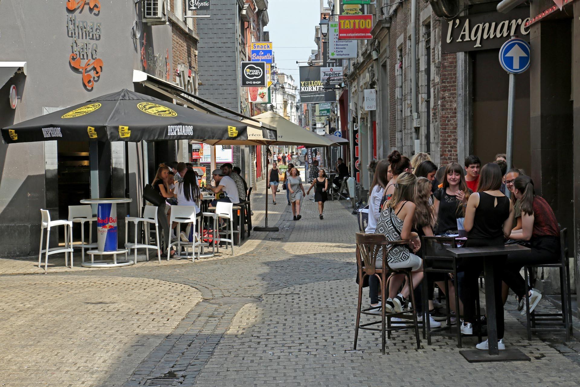 Liège - Le Carré