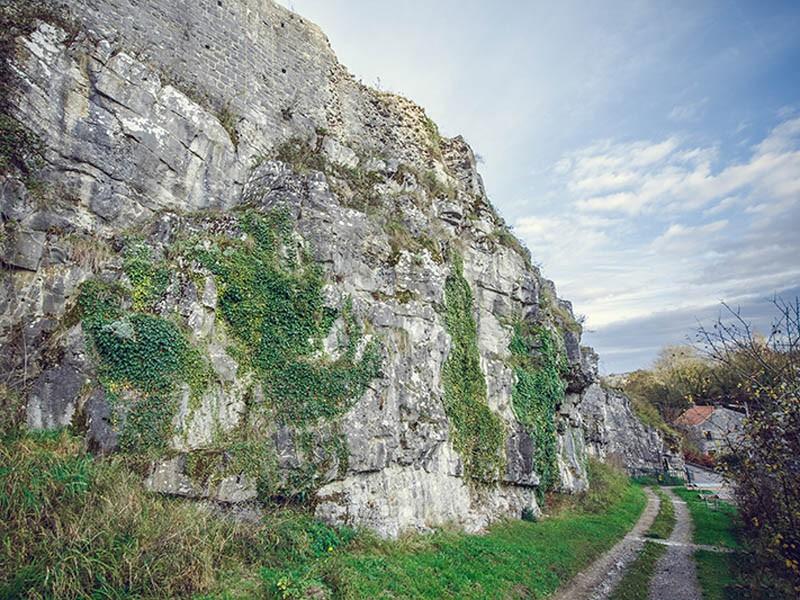 De Mehaigne en de Burdinale - Château de Moha