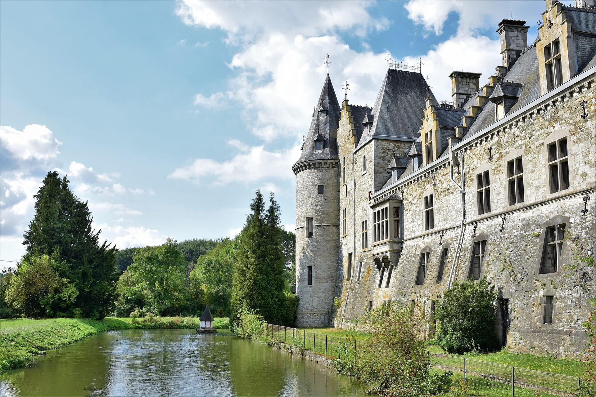 Mehaigne et Moissons - Château de Fallais