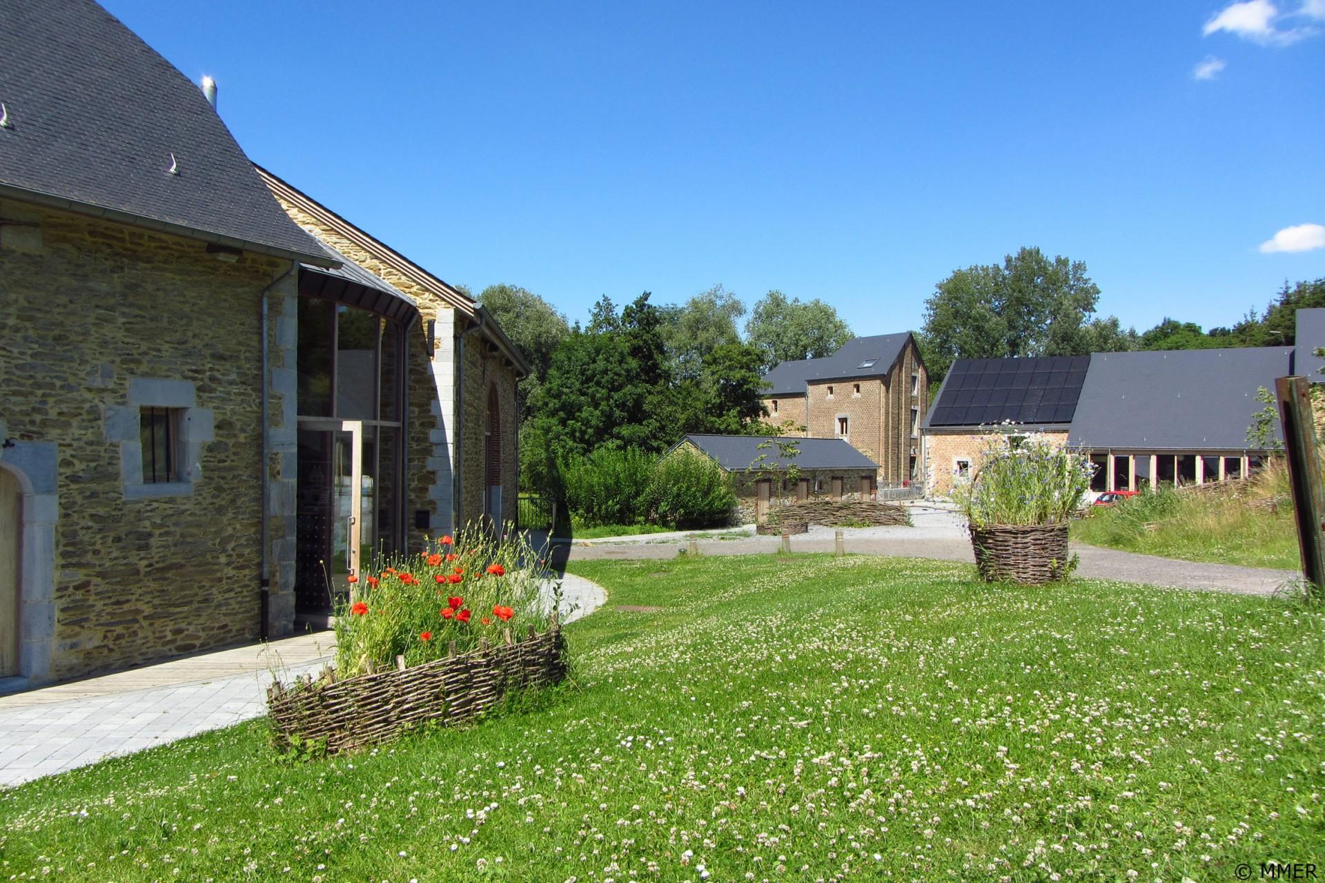 Mehaigne et Moissons - Village du Saule