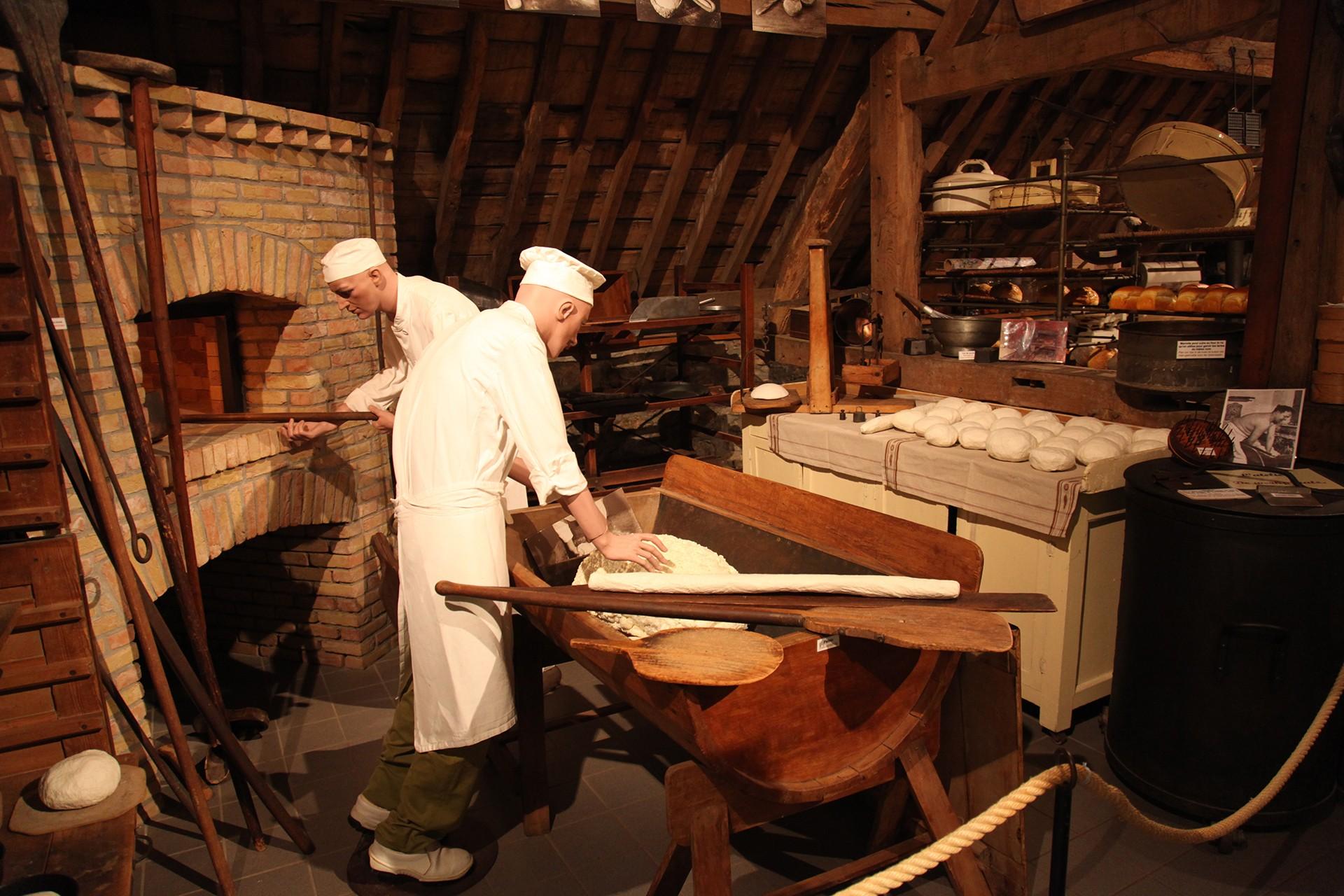 Bäckerei- und Müllereimuseum