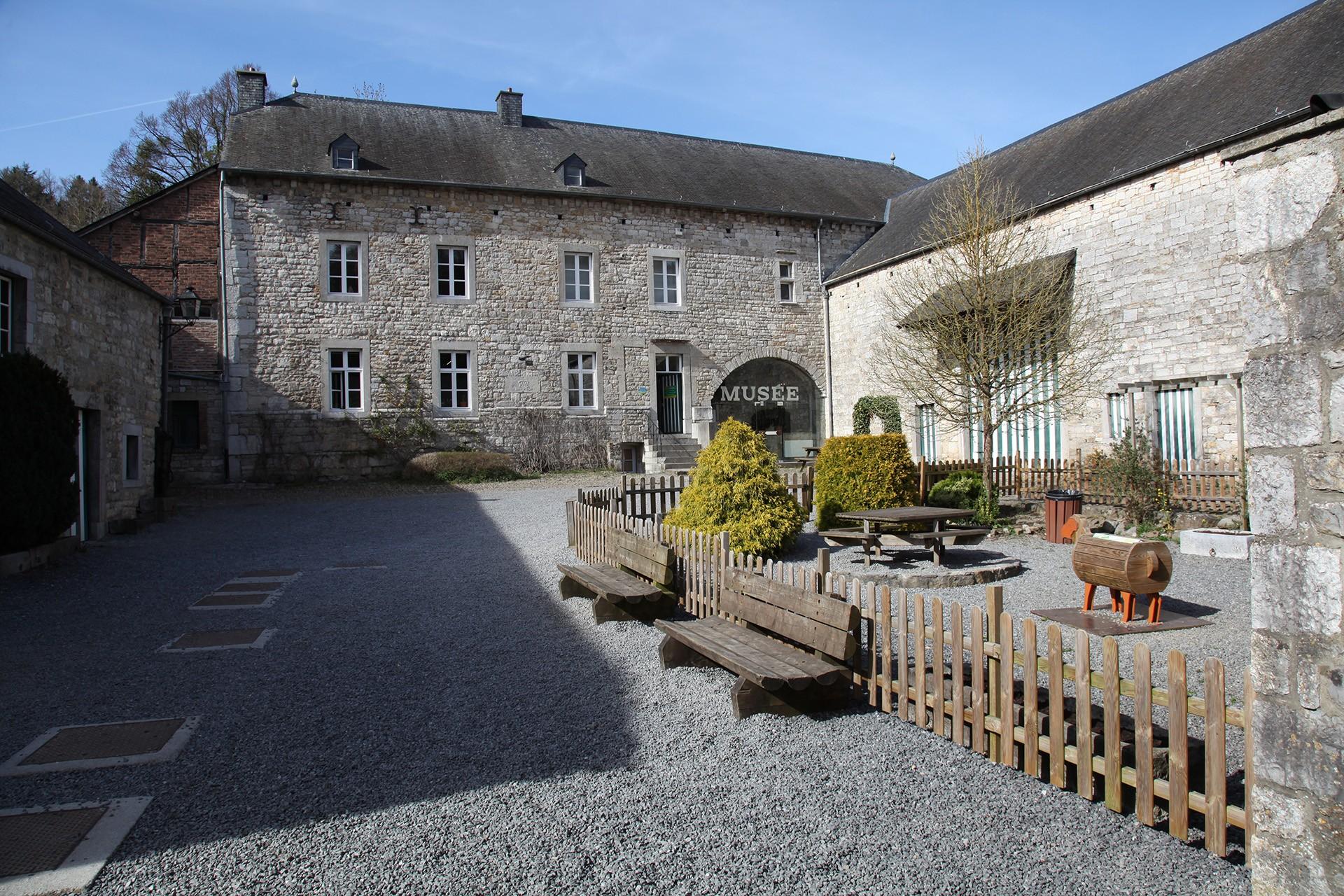 Museum der Burg von Logne