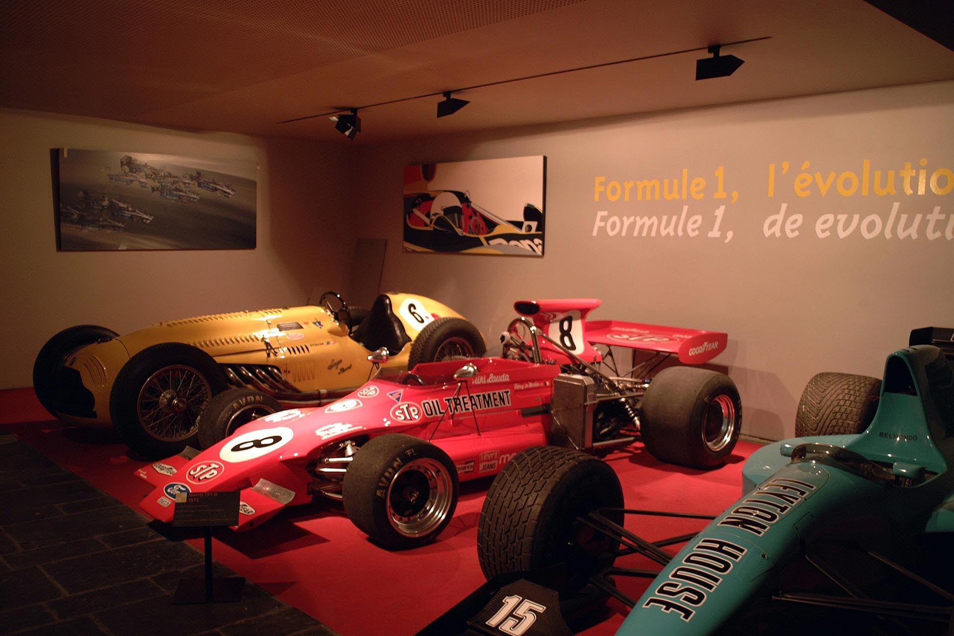 Museum of the Spa-Francorchamps Circuit
