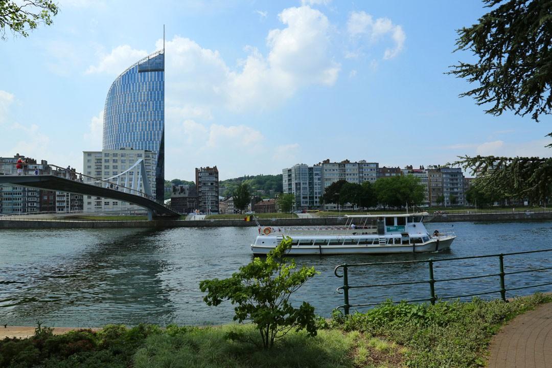 The river shuttle - Liège | © FTPL - Patrice Fagnoul
