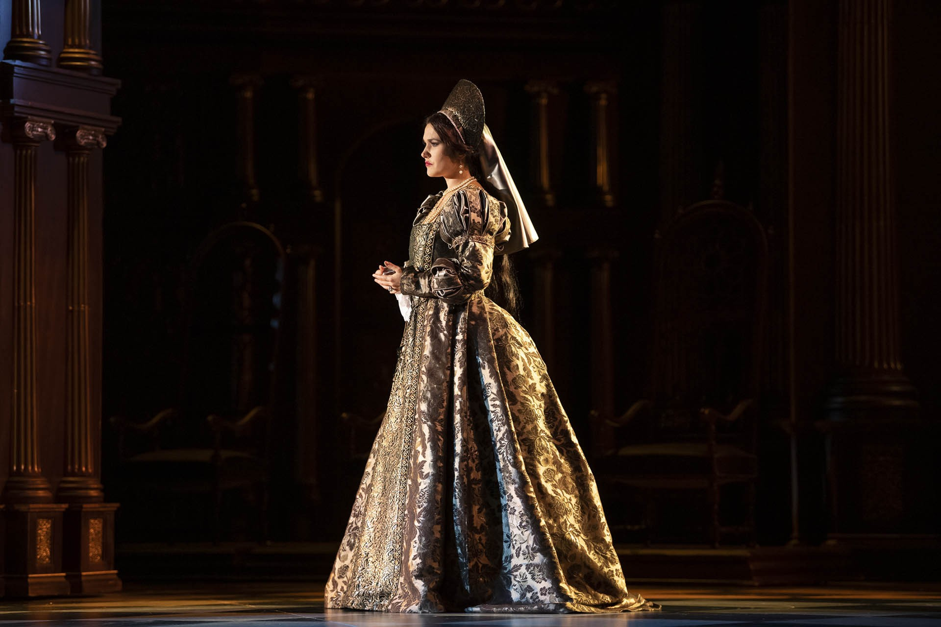 Opéra Royal de Wallonie - Anna Bolena