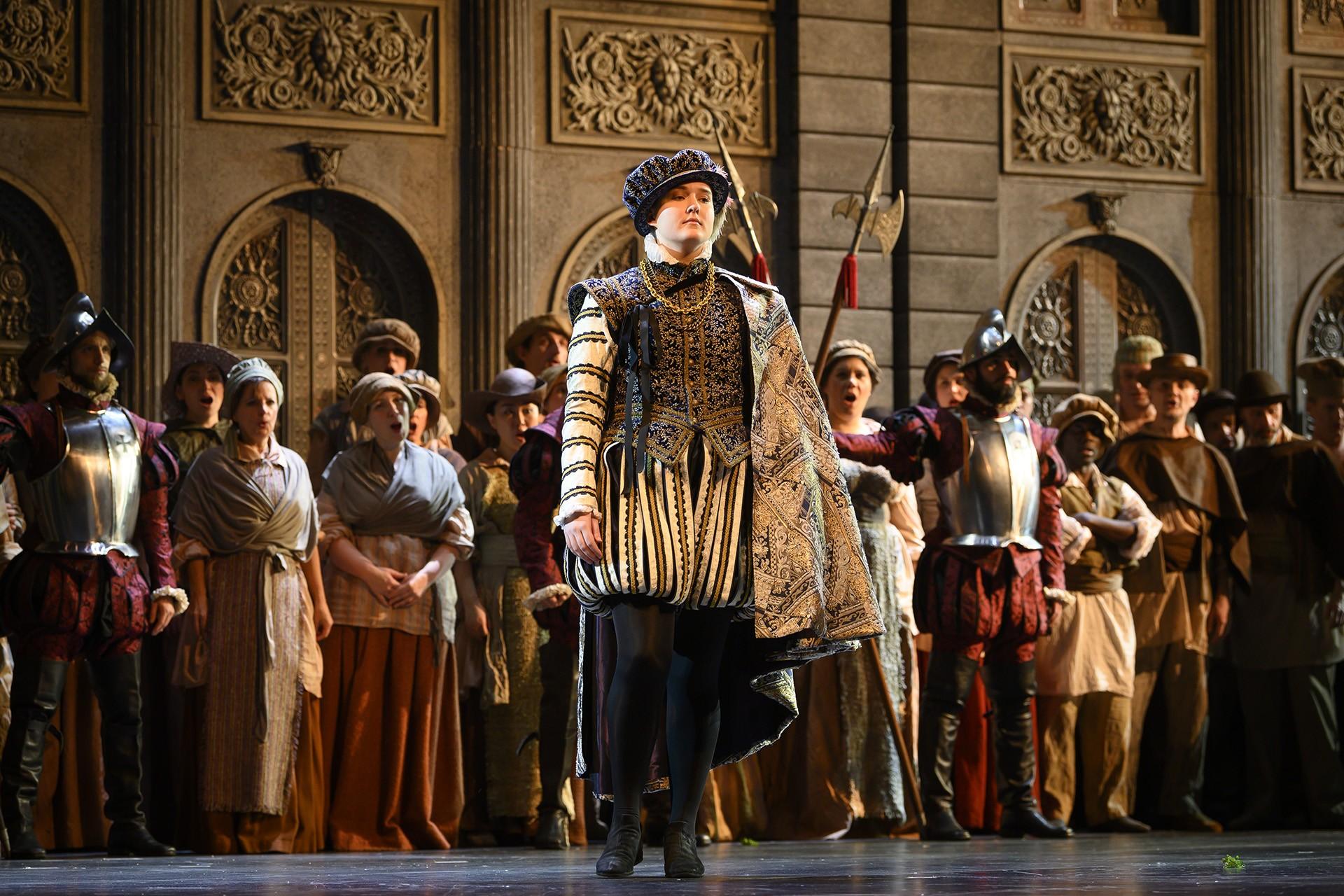 Opéra Royal de Wallonie - Don Carlos de Verdi - Caroline De Mahieu