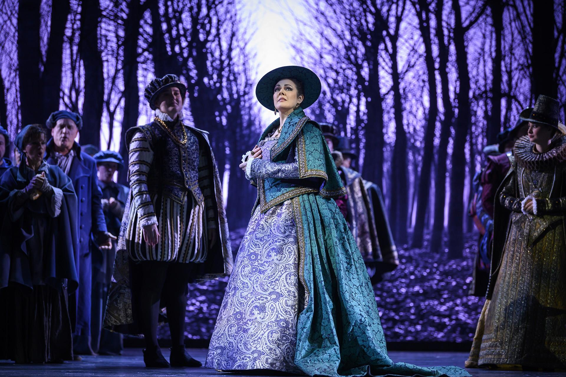 Opéra Royal de Wallonie - Don Carlos de Verdi - Yolanda Auyanet