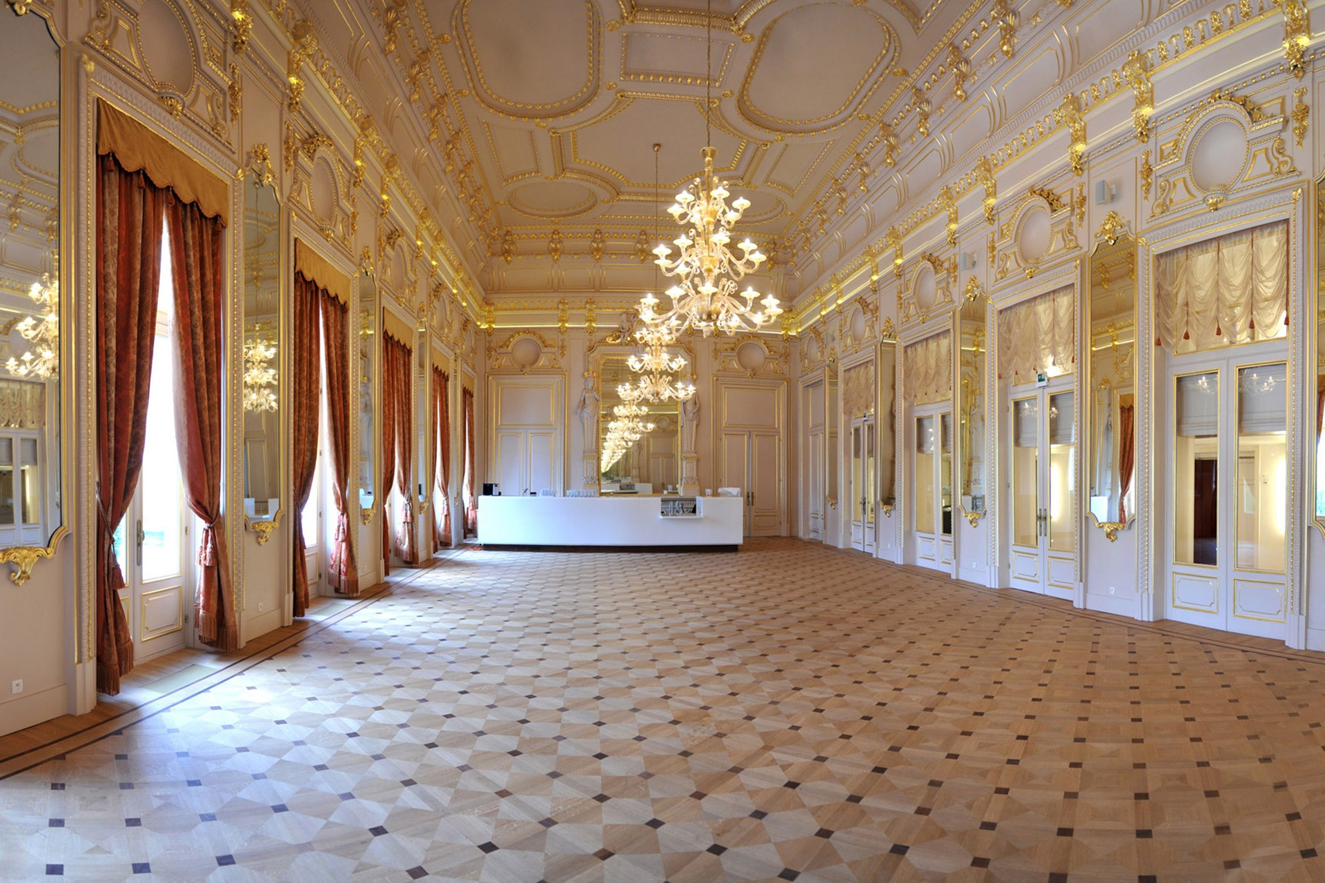 Opéra Royal de Wallonie-Liège - Salle de réception