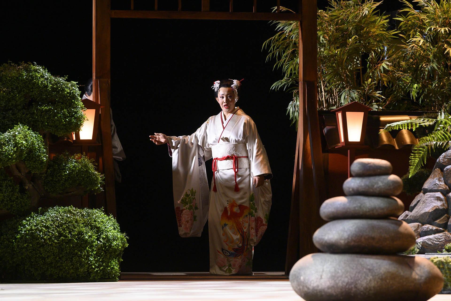 Opéra Royal de Wallonie - Madame Butterfly - Yasko Sato