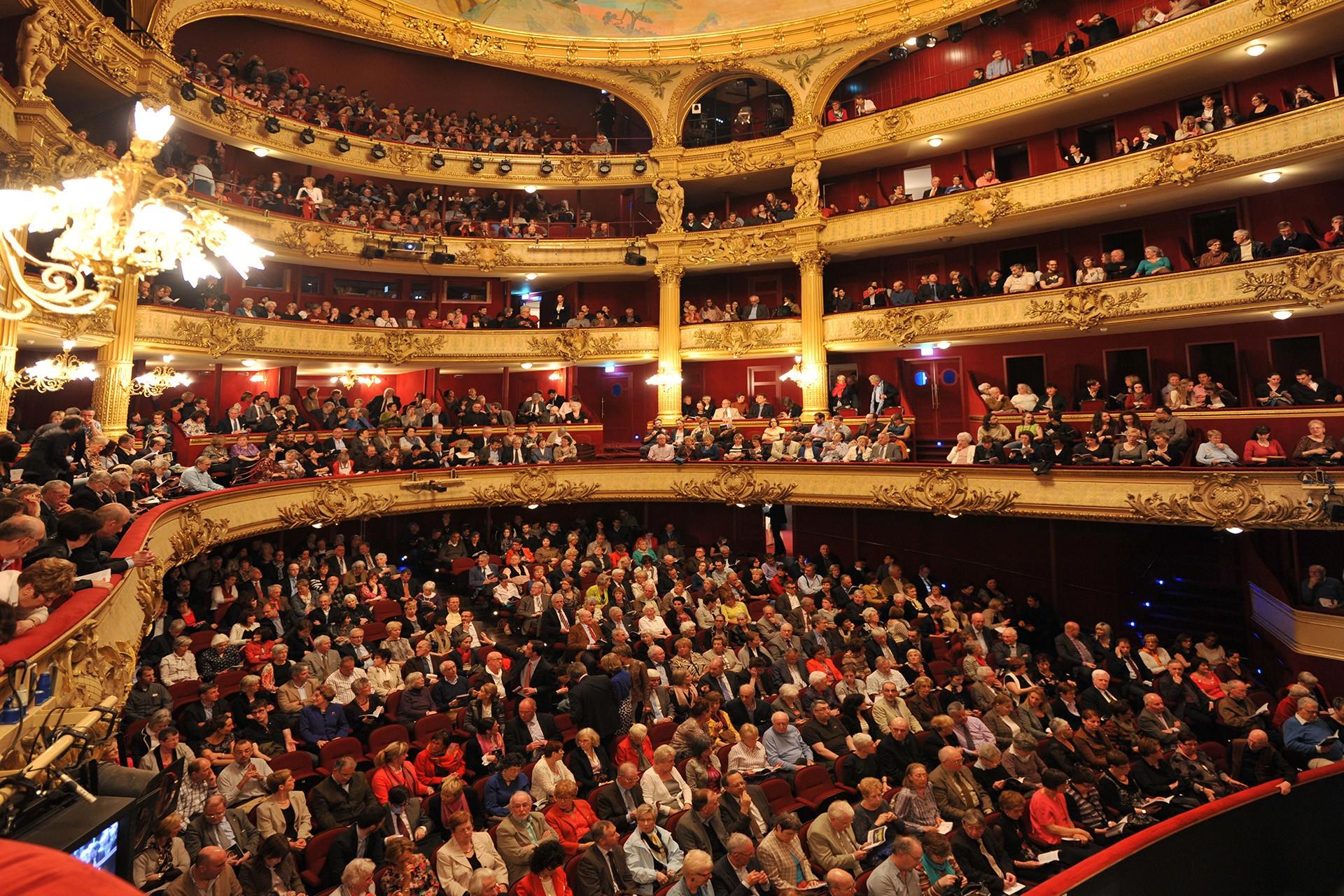 Opéra Royal de Wallonie - Luik