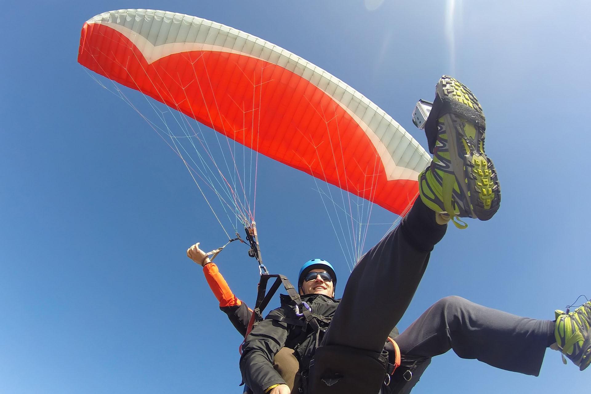 Paraglider - Stavelot