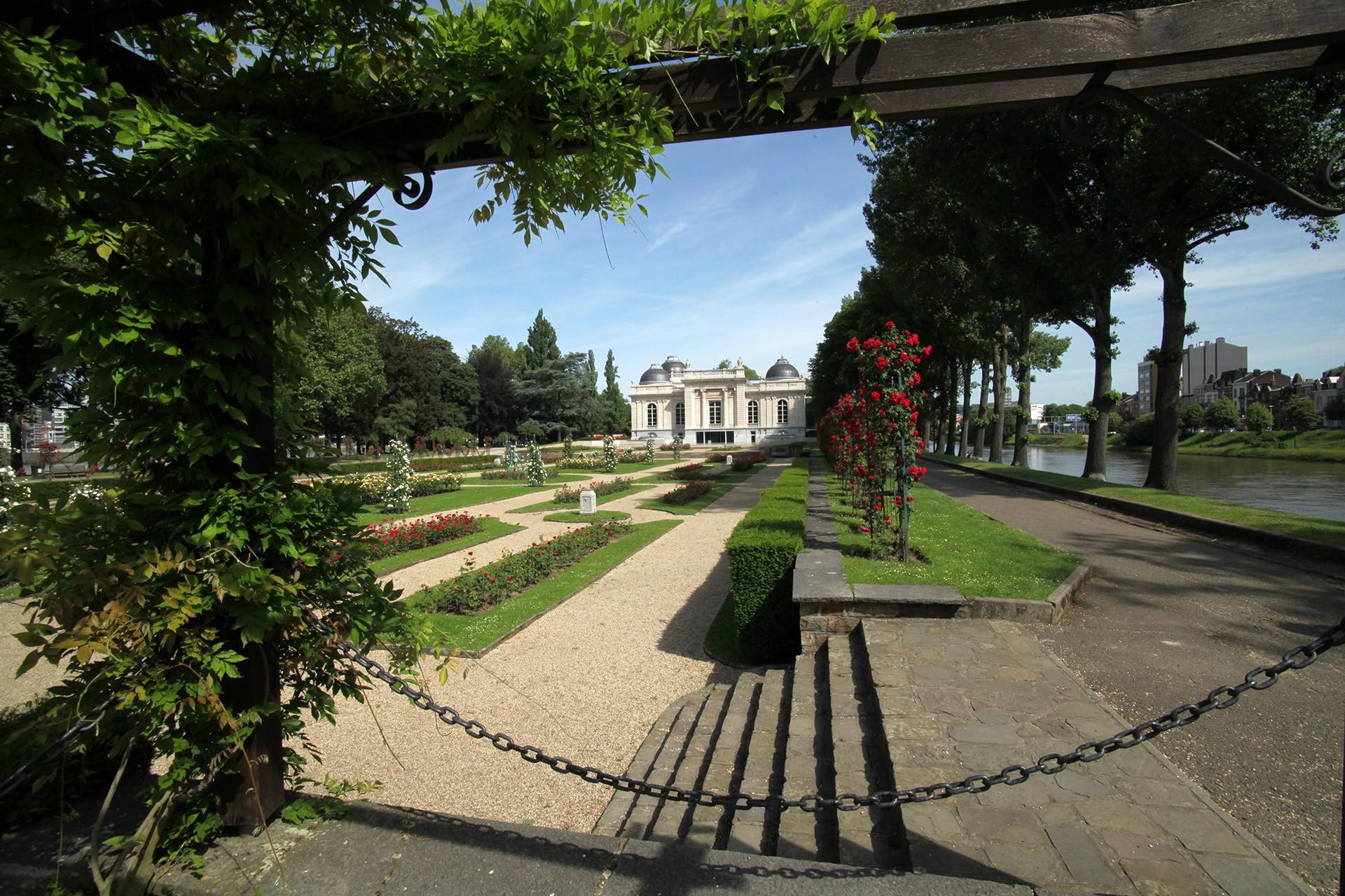 Parc de la Boverie - Liège