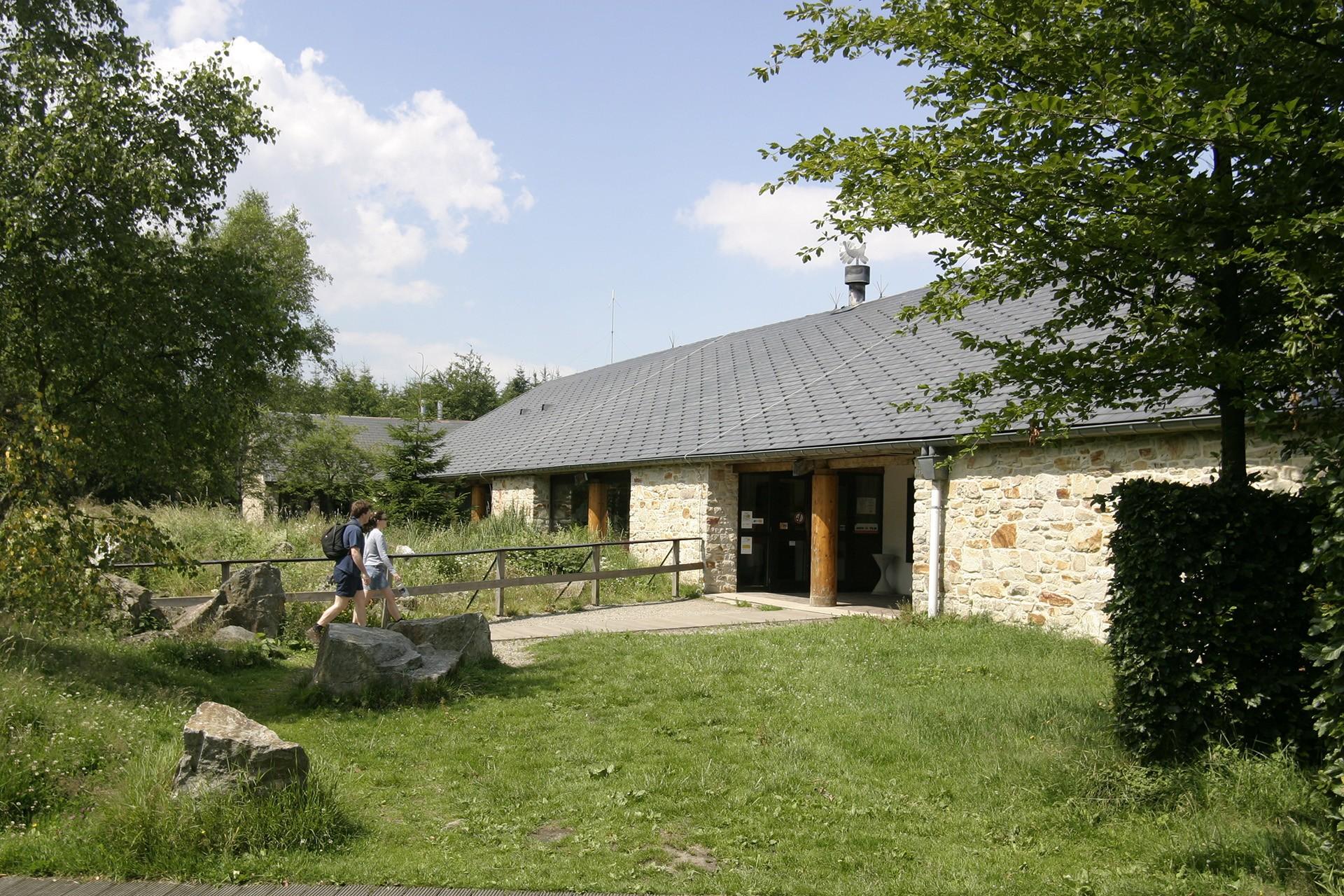 Parc naturel des Hautes Fagnes - Maison du Parc