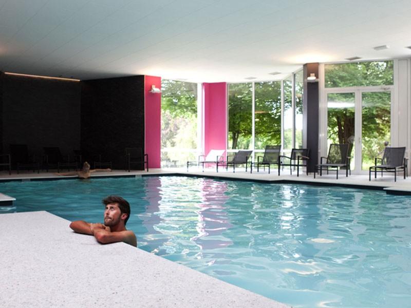 Swimming pool - Domaine des Hautes-Fagnes