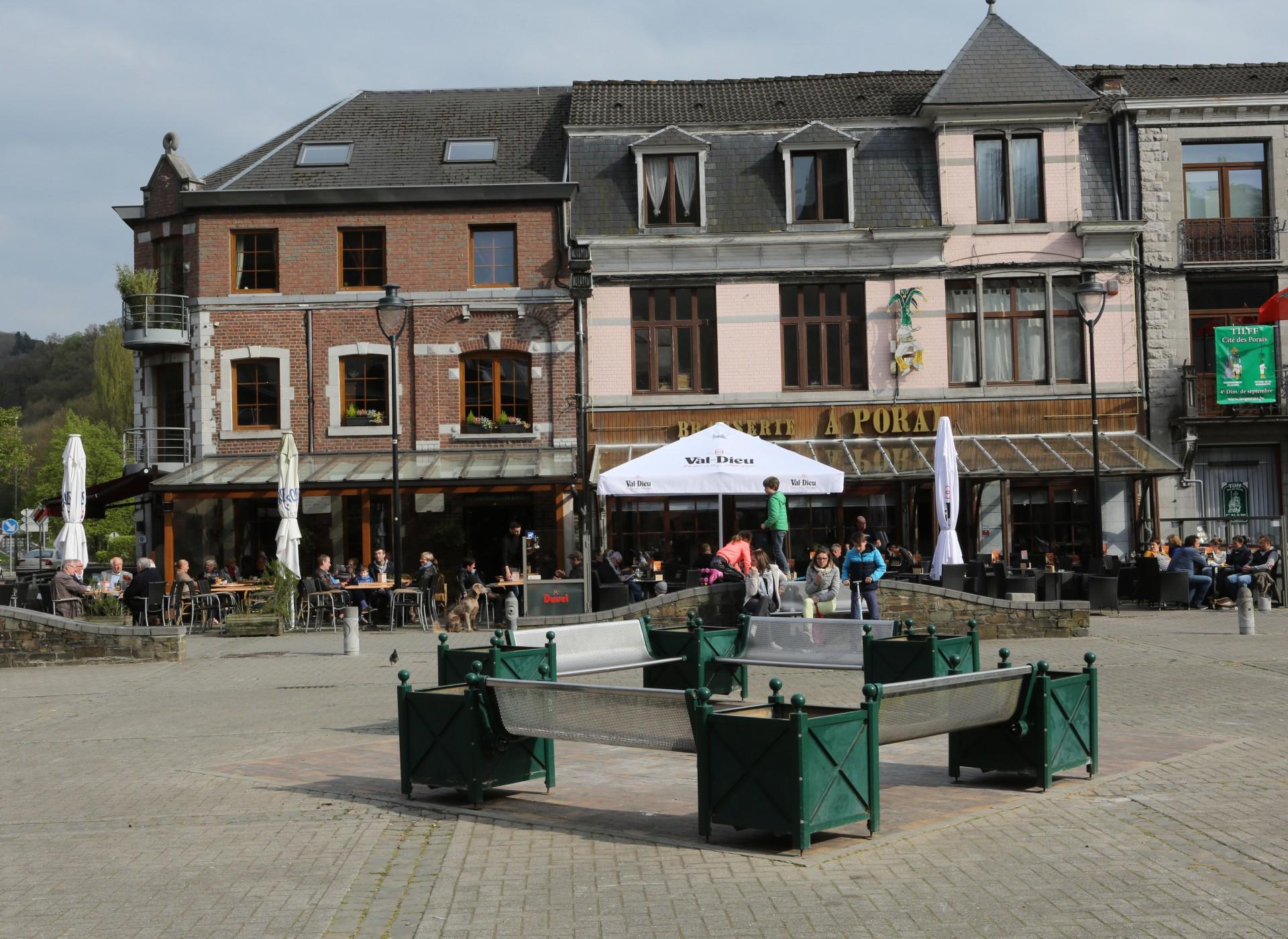 Place du Roi Albert - Tilff