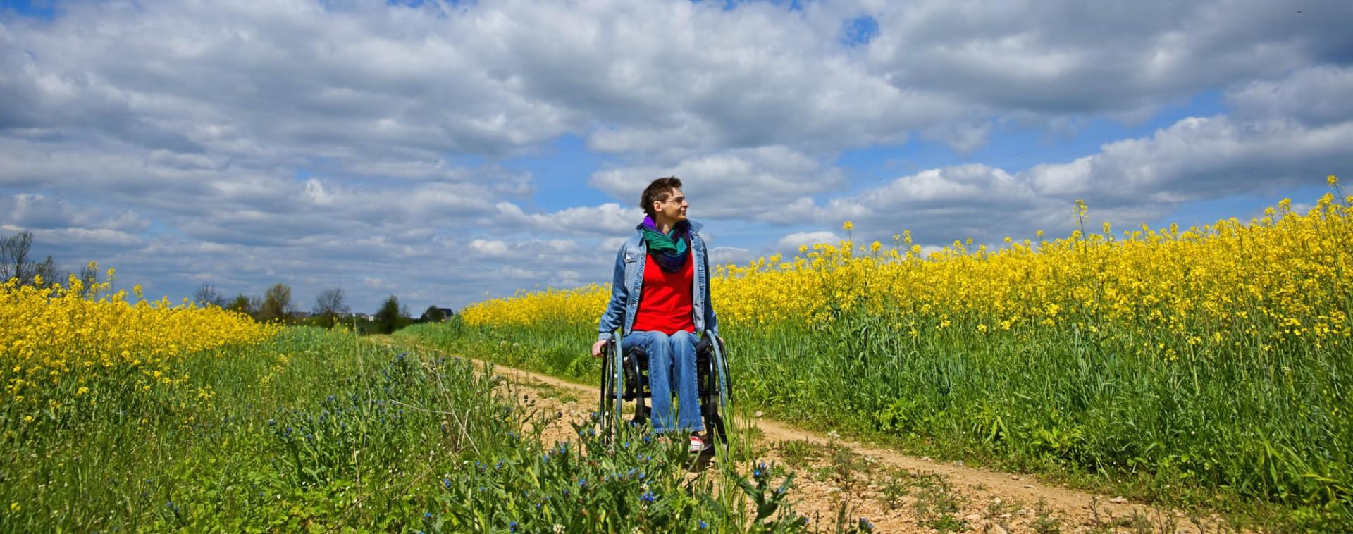 Toegankelijke wandelingen voor mensen met beperkte mobiliteit | © ThinkstockPhotos