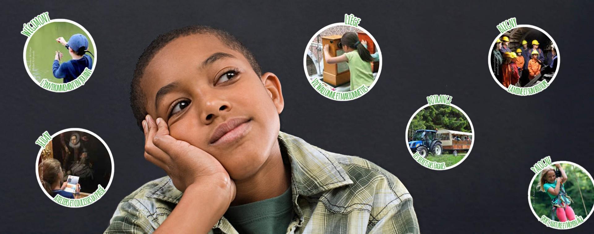 Quittez les bancs de l'école… apprenez en découvrant !   © Getty Images