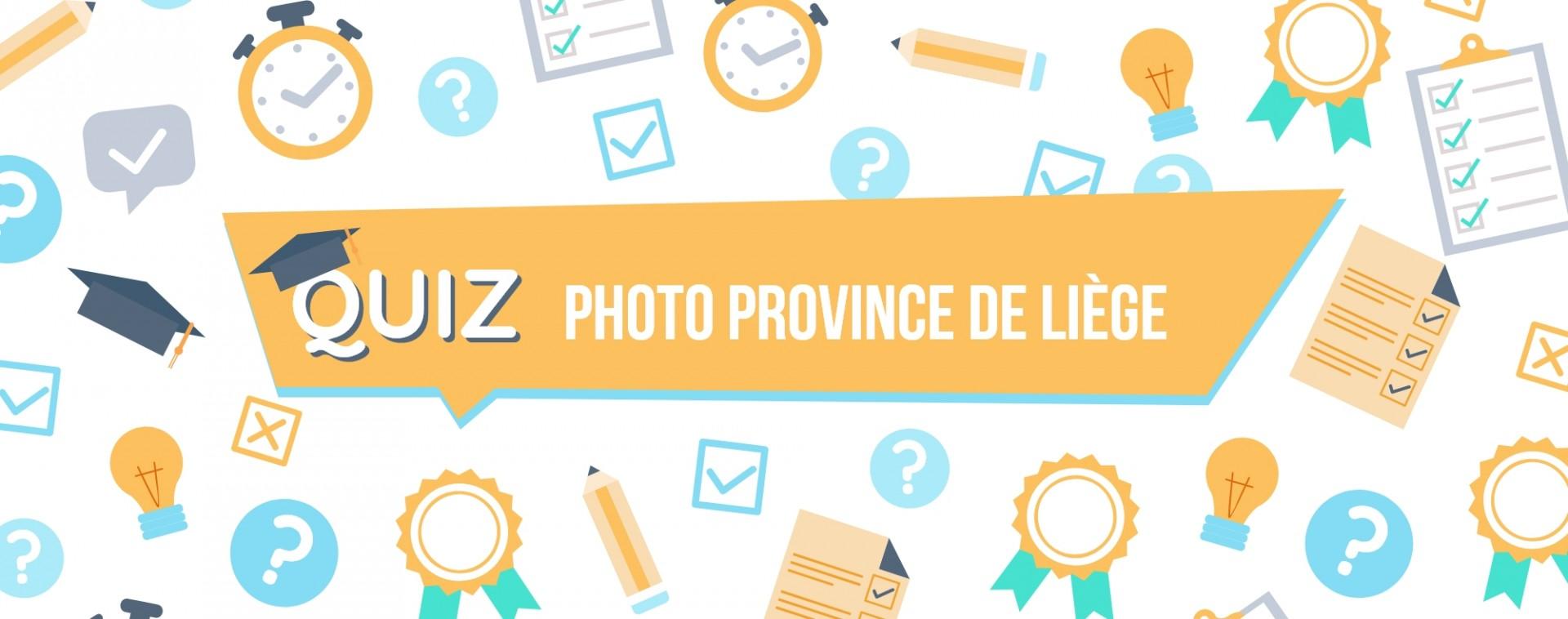 Quiz Photo Province de Liège | © Freepik