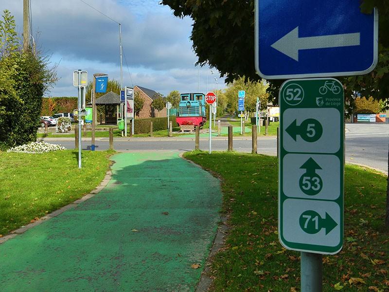 RAVel-route Aubel-Hombourg