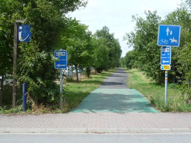 RAVel-route Herve-Fléron