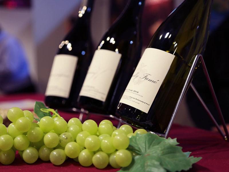 Salon du Vin et de la gastronomie de Huy