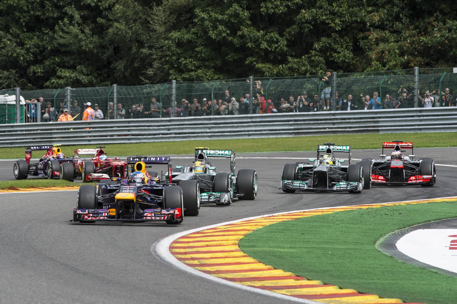Grand-Prix der F1