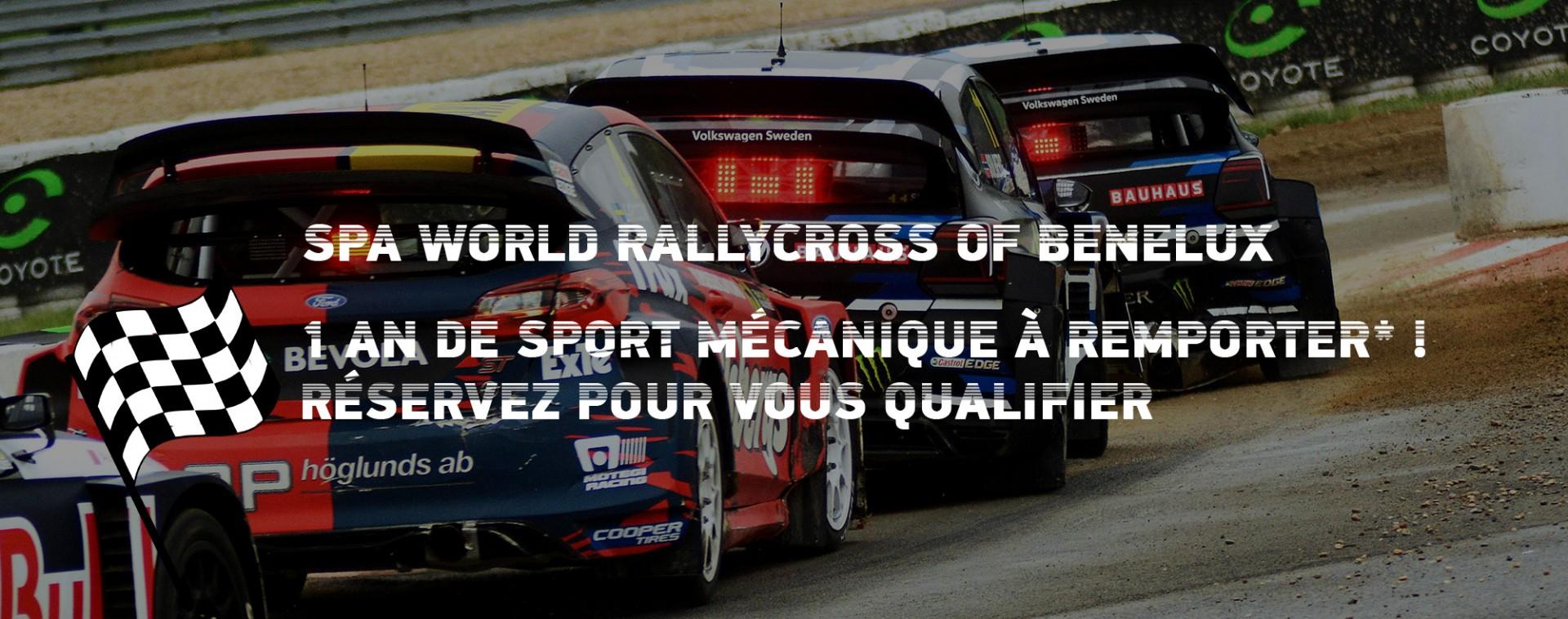 Spa World Rallycross of Benelux   © Loic Abras