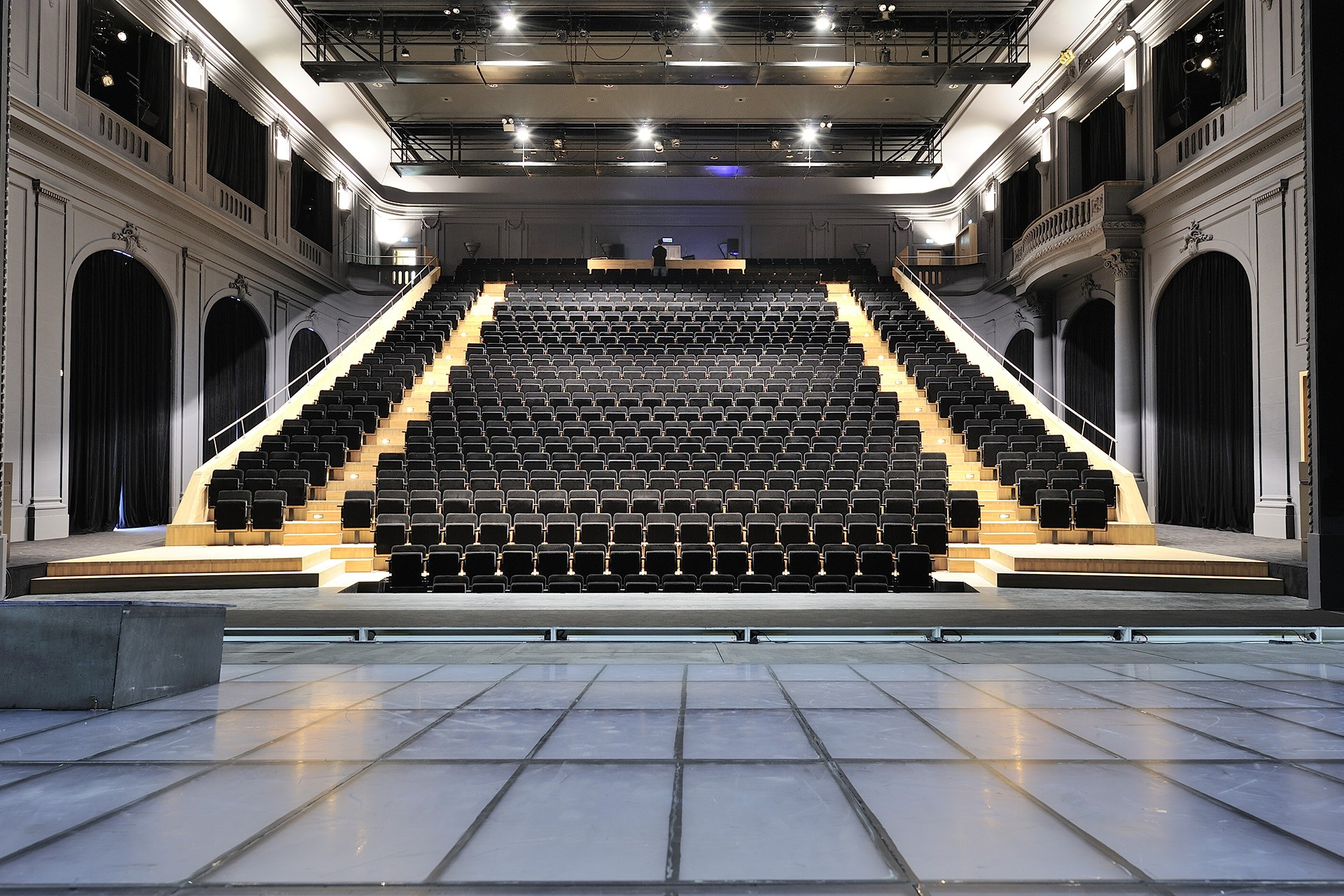 Théâtre de Liège - Salle de spectacle