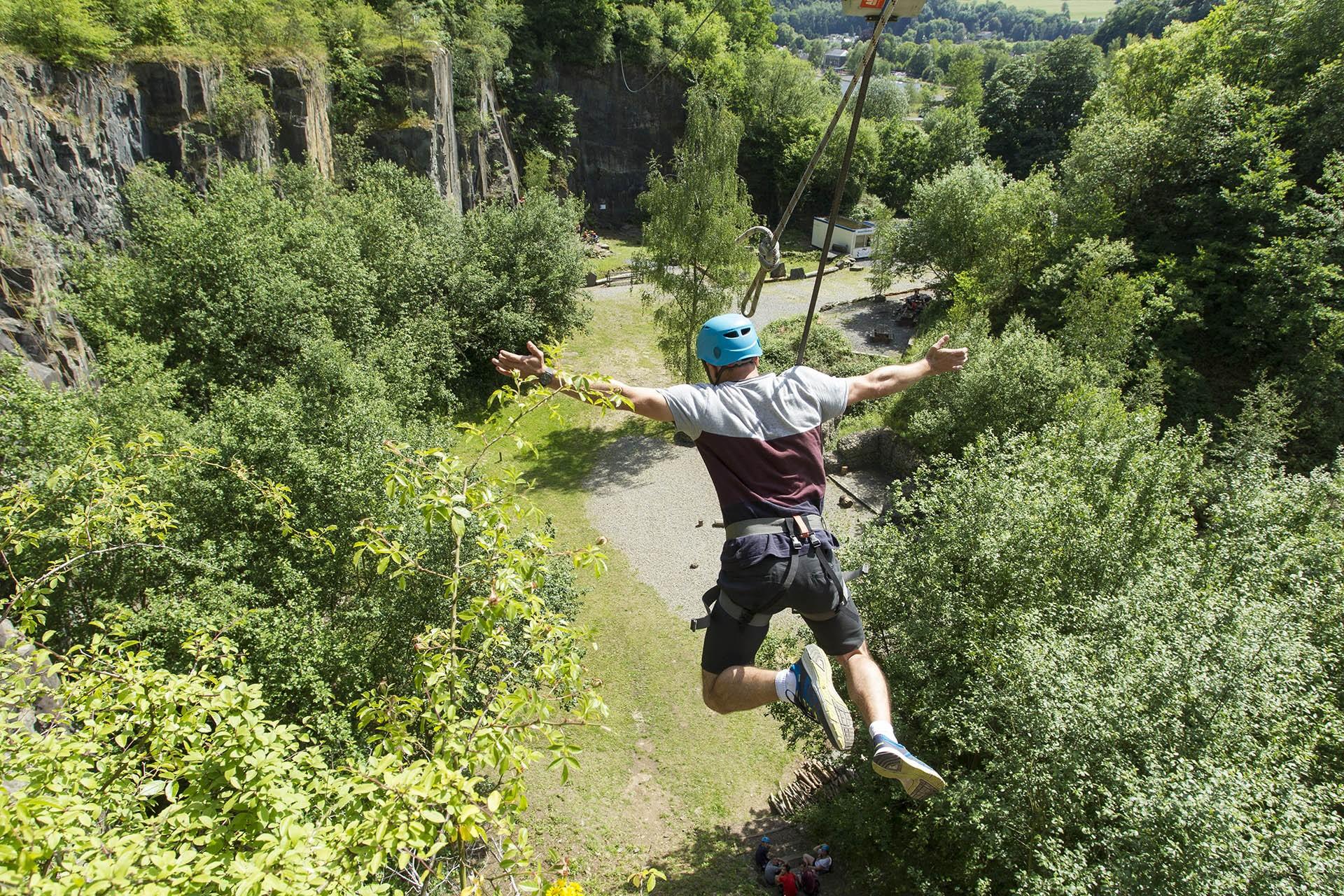 The Outsider Ardennes - Hamoir