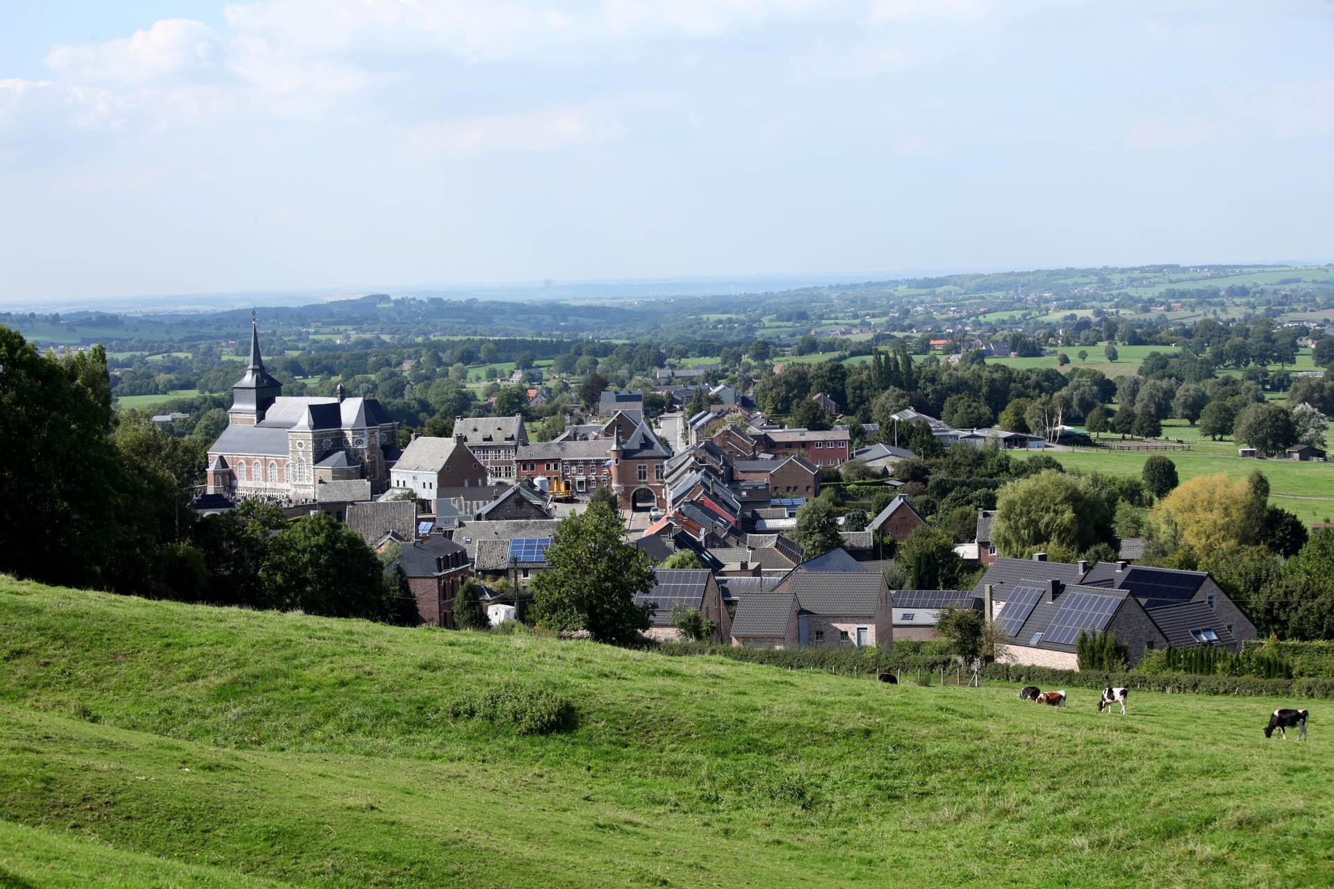 Treize routes mythiques de la province de Liège