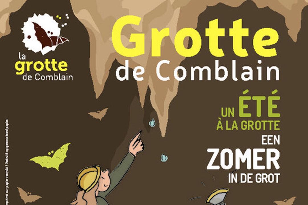 Un été à la Grotte - Comblain | ©