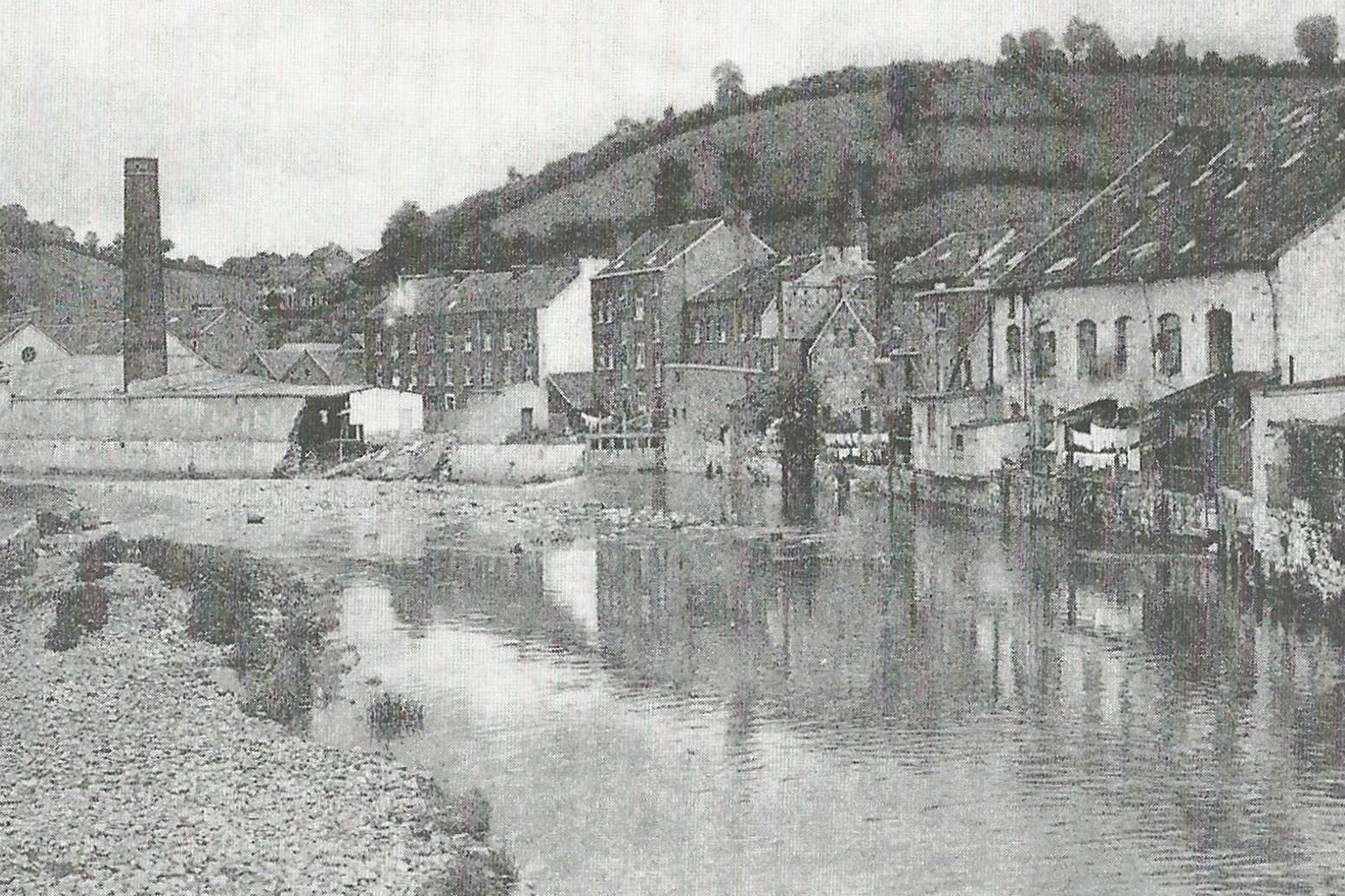Verviers - Cité lainière