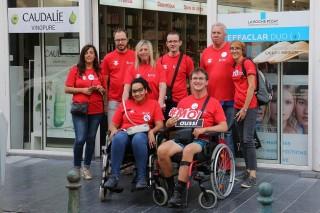 Un Jaccede Challenge à Huy en 2019
