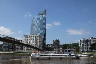 La navette fluviale de Liège ©FTPL P.Fagnoul