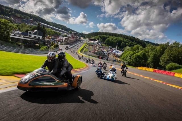 Bikers' Classics à Spa-Francorchamps | © DG Sports