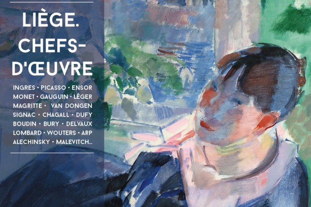 Expo Liège. Chefs-d'oeuvre | © La Boverie-Liège - Rik Wouters