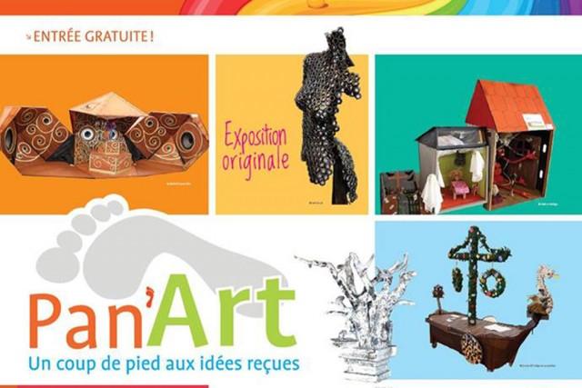 Expo Pan'Art 2018 | © Province de Liège - Service Social