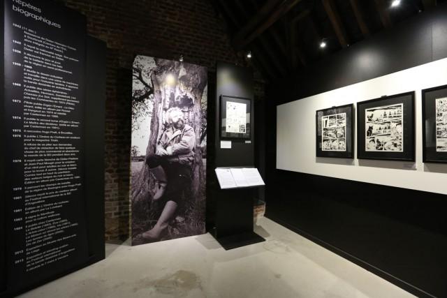 Exposition - L'encrage ardennais - Abbaye de Stavelot | © FTPL-Patrice Fagnoul