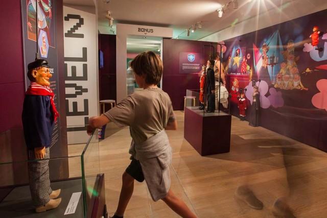Exposition : Super Marionnettes à Liège | © Province de Liège - Musée de la Vie wallonne
