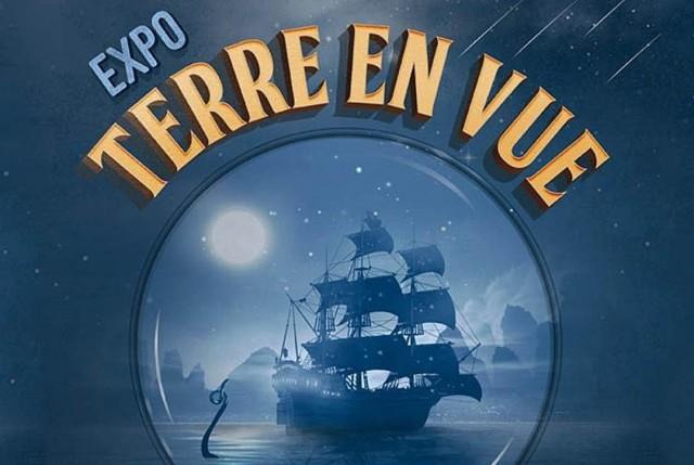 Exposition Terre en vue - CTLM Verviers | © LWS - Aqualaine