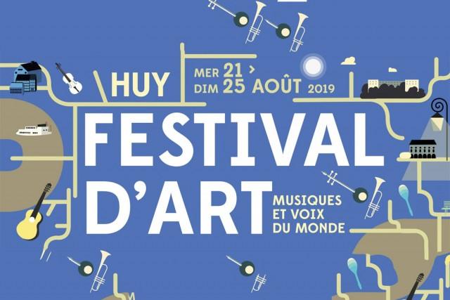 Festival d'Art de Huy 2019   © Festival d'Art de Huy