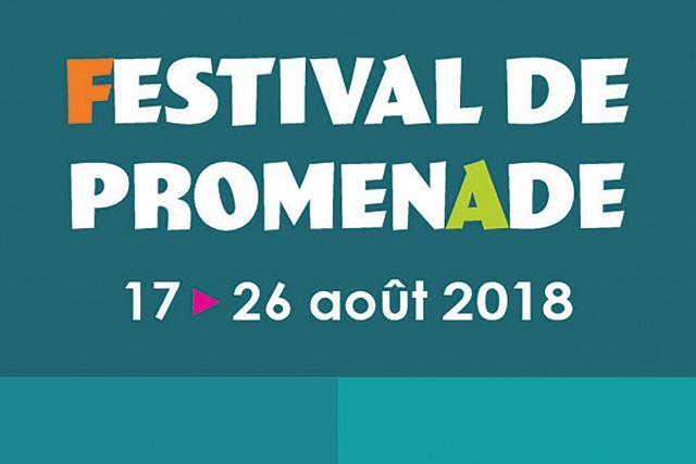 Festival de Promenades 2018 à Liège   © Ville de Liège