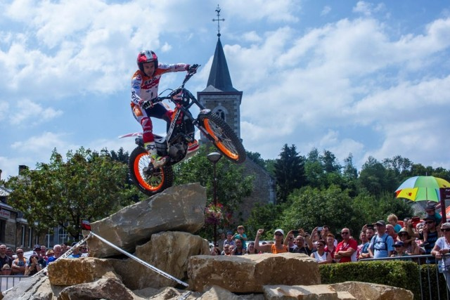 FIM Trial Weltmeisterschaft | © Maxime Di Napoli