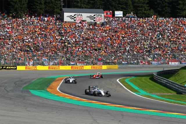 Grand Prix van België voor F1 | © Spa Grand-Prix SA